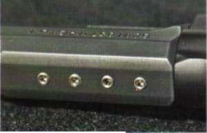 Titanium barrel