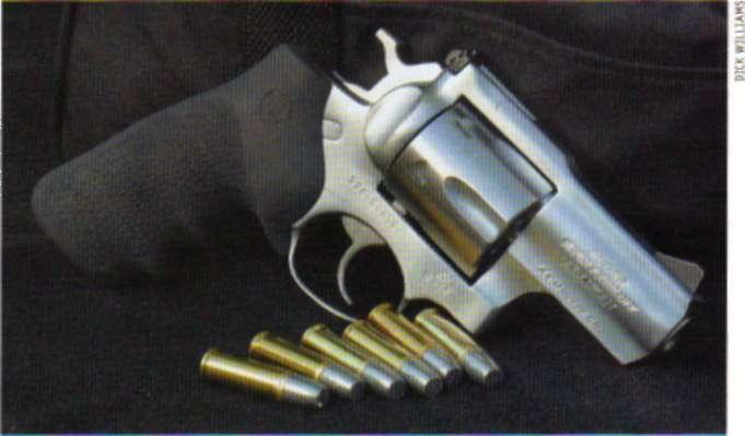 44 Magnum | Dick Williams
