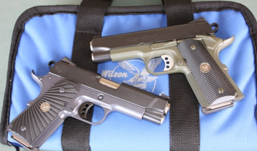 Bill Wilson Carry Pistol