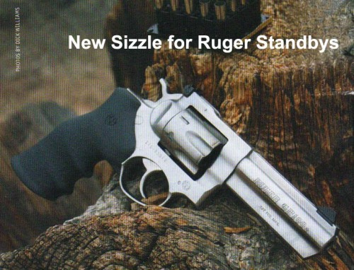 New Ruger